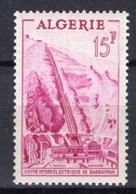 1954 - ALGERIA - Yv.  Nr. 313 - NH - (UP131.40) - Algeria (1962-...)