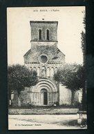 CPA - 17 - RIOUX - L'EGLISE - - France