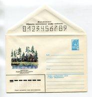 """COVER USSR 1981 KOSTROMA """"BERENDEEVKA"""" PARK #81-295 - 1923-1991 UdSSR"""