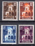 1954 - ALGERIA - Yv.  Nr. 313A/314A - NH - (UP131.40) - Algeria (1962-...)
