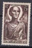 1954 - ALGERIA - Yv.  Nr. 318 - NH - (UP131.41) - Algeria (1962-...)