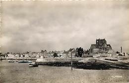 -dpts Div. -ref-AH619- Manche - Barfleur - Le Port - Carte Bon Etat - - Barfleur