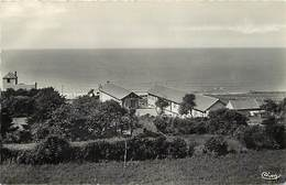 -dpts Div. -ref-AH618- Manche - Les Pieux - Sciotot - La Colonie De Vacances - Colonies De Vacances - Carte Bon Etat - - France