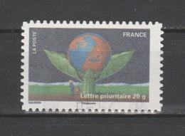 "FRANCE / 2011 / Y&T N° AA 535 : ""Terre"" (Terre-plante Arrosée...) - Choisi - Cachet Rond - France"