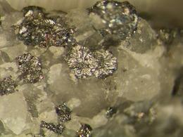 * SKUTTERUDITE, SAFFLORITE, Lauta, Erzgebirge, BRD * - Minerals