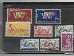 VIET-NAM - Empire PA N° 1 à 8 ** - Viêt-Nam