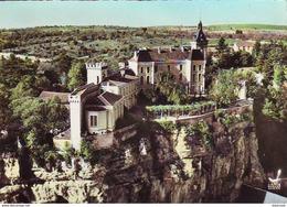 D 46  ROCAMADOUR  Château Et Remparts ..... - Rocamadour