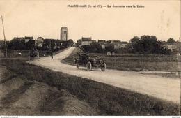 D41  MONTLIVAULT  La Descente Vers La Loire - France