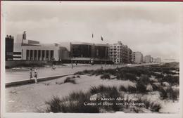 Knokke Knocke Casino Et Digue Vers Duinbergen Modernisme  Léon Stynen ZELDZAAM Geanimeerd (In Zeer Goede Staat) - Knokke