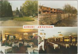 Pyrénées  Atlantique :  KIRURI  JATETXEA  , Loiola - Azpeitia  1991( Posté  à  Ascain ) - Francia