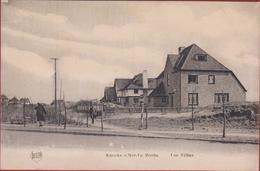 Knokke Knocke Sur Mer Le Zoute Les Villas ZELDZAAM Geanimeerd (In Zeer Goede Staat) - Knokke