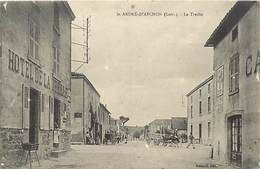 -dpts Div. -ref-AH609 Loire - Saint André D Apchon - St André D Apchon - La Treille - Hotel De La Treille - Hotels - - France