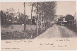 STAVELOT..Le Chemin De L'étang ..1901..Nels - Stavelot
