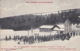 LES VOSGES PITTORESQUES // La Schlucht - Raid Des Skieurs De La Division-20 Mai 1908 - Altri Comuni