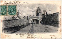 QUEBEC - Kent Gate - Québec - La Citadelle