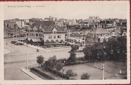 Knokke Knocke Albert Plage Panorama ZELDZAAM Tennis Court Hotel Normandy (In Zeer Goede Staat) - Knokke