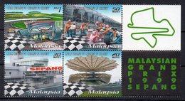 MALAISIE - MALAYSIA - 1999 - VOITURES - CARS - FORMULE 1 - FORMULA 1 - MALAYSIAN GRAND PRIX - SEPANG - - Malaysia (1964-...)