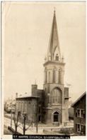 PA St-Marys Church SHARPSBURG - Carte-photo - Etats-Unis