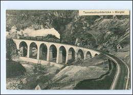 XX00308/ Eisenbahn Tennetschluchtbrücke Im Murgtal AK Ca.1912 - Railway