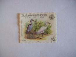 Seychelles (Zil...): Timbre N° 204 (YT) Oblitéré - Seychelles (1976-...)
