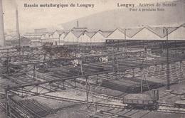 LONGWY// Bassin Metallurgie // Aciéries De Senelle - Longwy