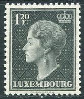 Luxembourg 1959. Michel #511 MNH/Luxe. Grand Duchess Charlotte (B03/L14) - Luxemburgo