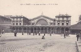 Paris, La Gare De L'est (pk58875) - Metro, Stations