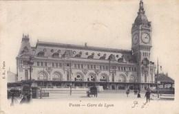 Paris, La Gare De Lyon (pk58876) - Metro, Stations