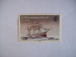 Seychelles (Zil...): Timbre N° 208 (YT) Neuf Sans Gomme - Seychelles (1976-...)