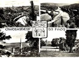 CPM* N°3017 - LOT DE 9 CARTES DE CHATEAUNEUF-DU-FAOU - Châteauneuf-du-Faou