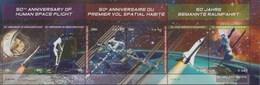 UN - Vienna Block30 (complete Issue) Unmounted Mint / Never Hinged 2011 Space - Vienna – International Centre
