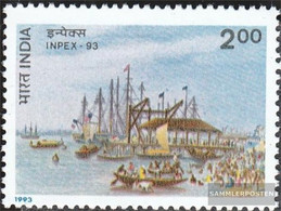 India 1411 (complete Issue) Unmounted Mint / Never Hinged 1993 Philately - India