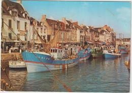 Loire  Atlantique :  LE  CROISIC :  Quai D '  Aiguillon  1967 - Le Croisic