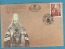 349  JUGOSLAVIJA JUGOSLAVIA MONTENEGRO 250 Th ANNIVERSARY OF THE BIRT PETAR I PETROVIC FDC - Montenegro
