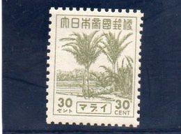 OCC. JAPANAISE 1943-5 * - Japanese Occupation