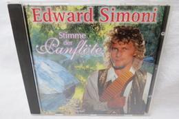 "CD ""Edward Simoni"" Stimme Der Panflöte - Instrumental"