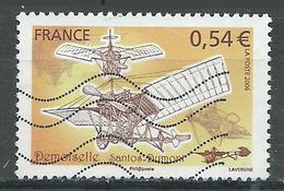 France YT N°3979 Demoiselle Santos-Dumont Oblitéré ° - Frankreich