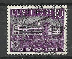 ESTLAND Estonia 1939 O PENUJA AG Michel 149 - Estland
