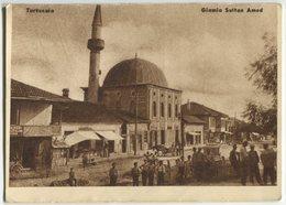 Turtucaia, Dobrudja - Sultan Amed Mosque (now Bulgaria) - Rumania