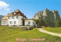 505/FG/19 - ALPINISMO - RIFUGIO CIAMPEDIE (TRENTO) - Trento