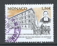 Monaco, Yv 3136 Jaar 2018, Hoge Waarde,  Gestempeld - Oblitérés