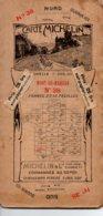 Carte Michelin Années 20 Numéro 38 , Mont De Marsan,bon état. - Carte Stradali