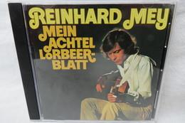 """CD """"Reinhard Mey"""" Mein Achtel Lorbeer-Blatt - Music & Instruments"""