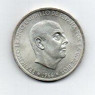 Spagna - 1966 - 100 Pesetas -  Argento - (MW2217) - [ 5] 1949-… : Regno