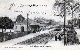 78 - LE VESINET - La Gare - Le Vésinet