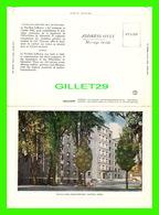 MONTRÉAL, QUÉBEC - PAVILLON LEROYER DE L'HOTEL-DIEU - FOLKARD - Montreal