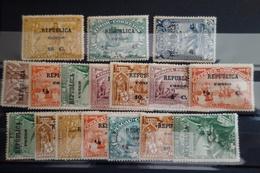 Belle Série De 1913 ** Mnh - Portugees Congo