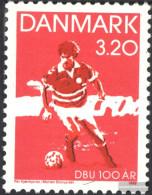 Denmark 945 (complete Issue) Unmounted Mint / Never Hinged 1989 Ballspiel-Union - Denmark