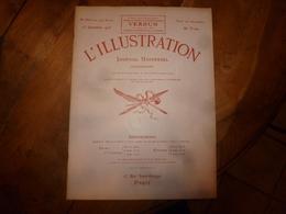 1916 L'ILLUSTRATION (23 Septembre) : Les Chiens-Soldats Des Belges; Belloy ; Estrée ; Le Bois DELVILLE ; Longueval ; - Zeitungen