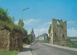 Postcard Luxembourg La Dent Creuse My Ref  B23548 - Luxemburg - Town